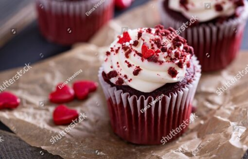 cupcakecupcakes - chocolate cupcakes, vanilla cupcakes, buttercream swirls on top of cupcakes, red velvet cupcakes